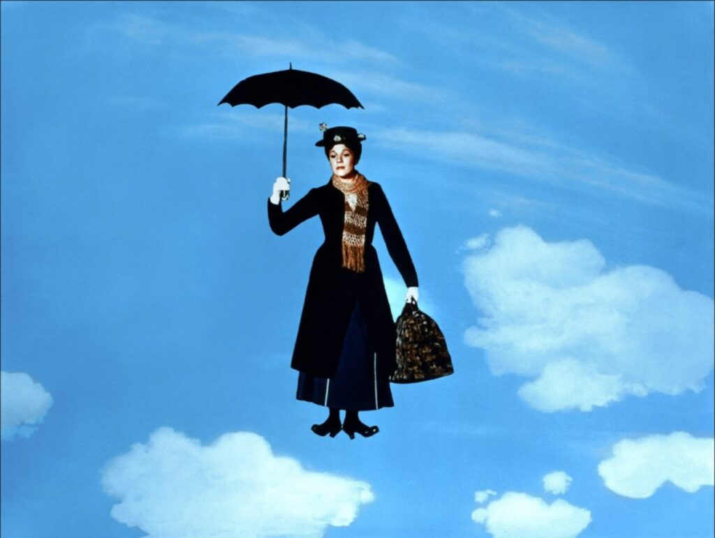 mary poppins working mums