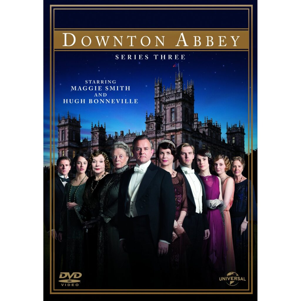 Downton Abbey Season 3 Box Set