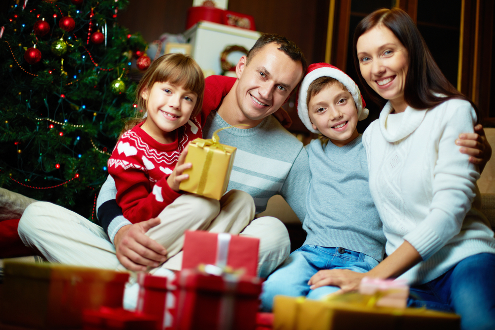 Christmas family budget tips