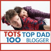 Tots100 Top 50 UK Daddy Blogs and Bloggers