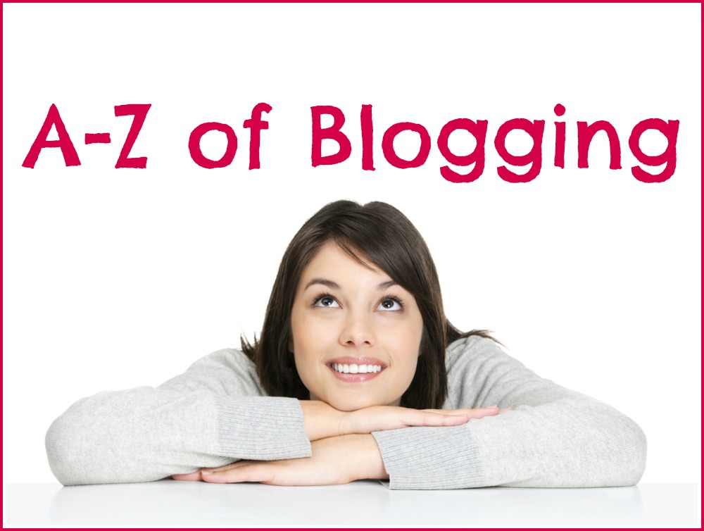 Blogging Glossary
