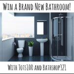 win a new bathroom in our new competition