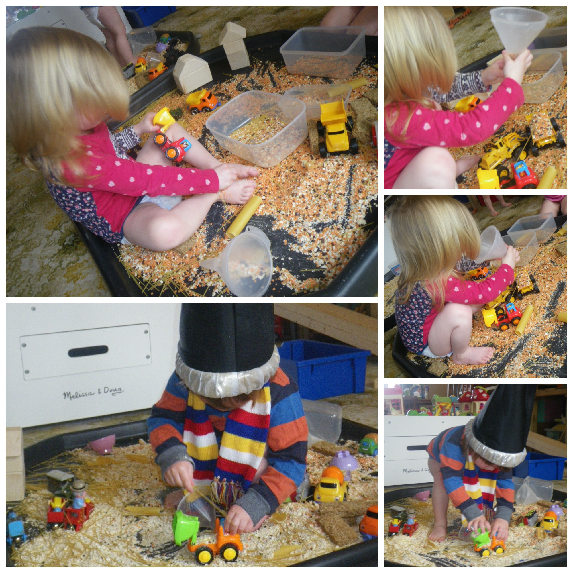Messy Playroom: Tots100 Round-up Of Messy Play Ideas For Children