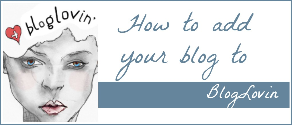 how to claim your blog on bloglovin