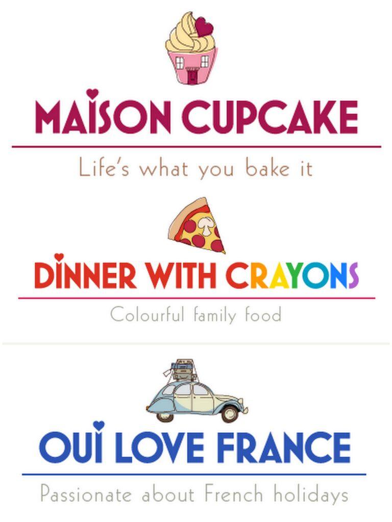 Maison Cupcake Branding