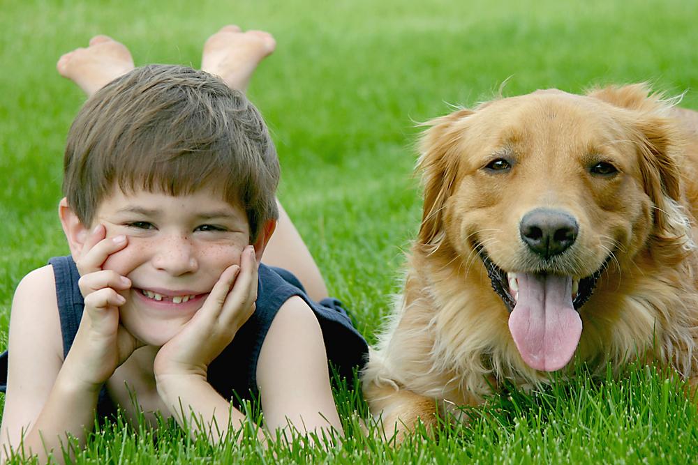 Cute Dogs Names Boy Boy And Cute Dog