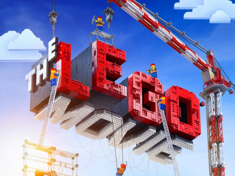 LEGO movie trailer
