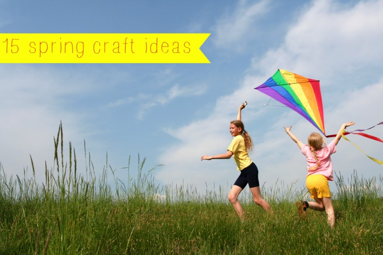 15 spring craft ideas