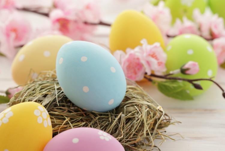 Center Parcs April Challenge: Easter Egg Nests | Tots 100