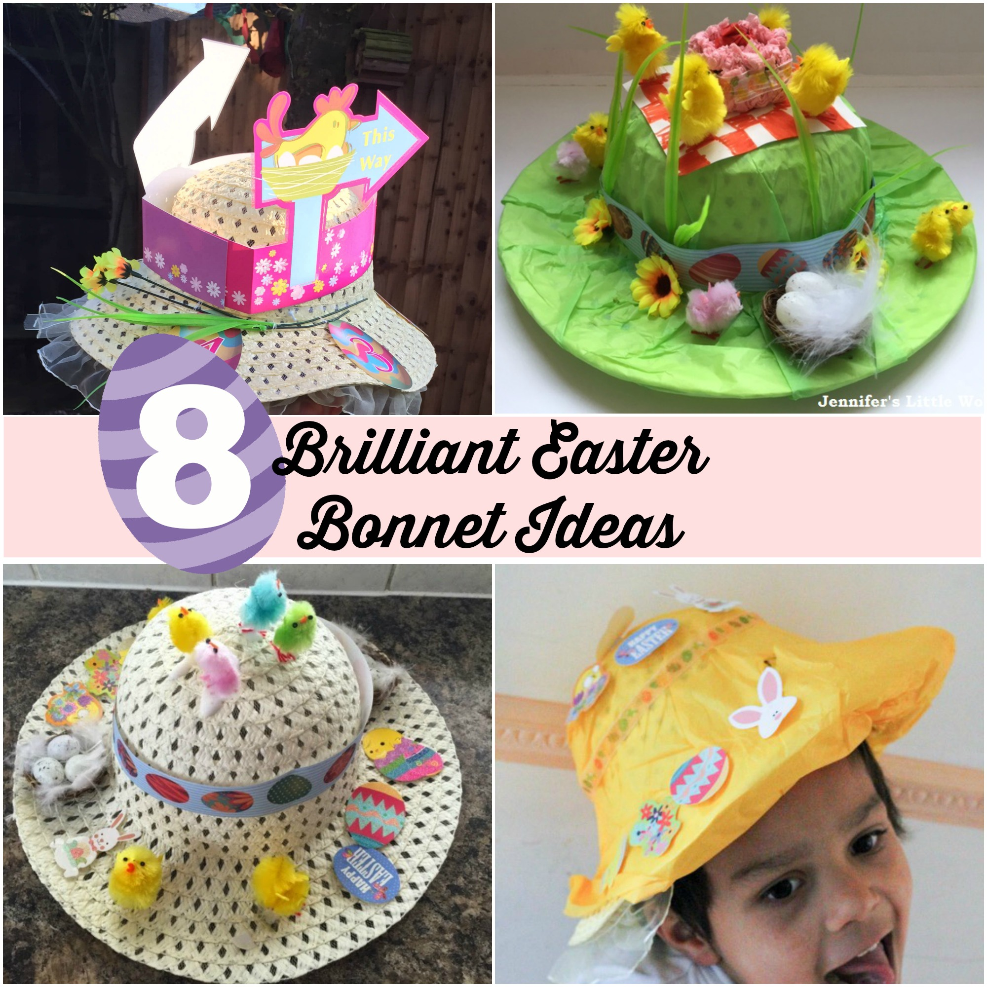 Amazing Easter Bonnet Ideas With The Works Tots 100