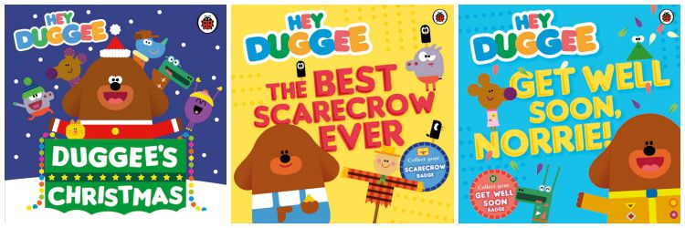 duggee Collage