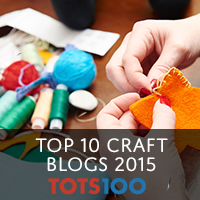 Tots100 Top Craft Blogs