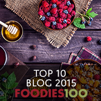 Tots100 Top Family Food Blogs