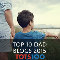 Tots100 Top Dad Blogs