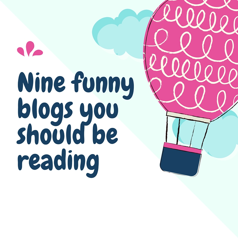 Nine funny blogs you should be reading