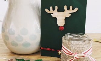 Christmas Crafts with the Bostik Bloggers
