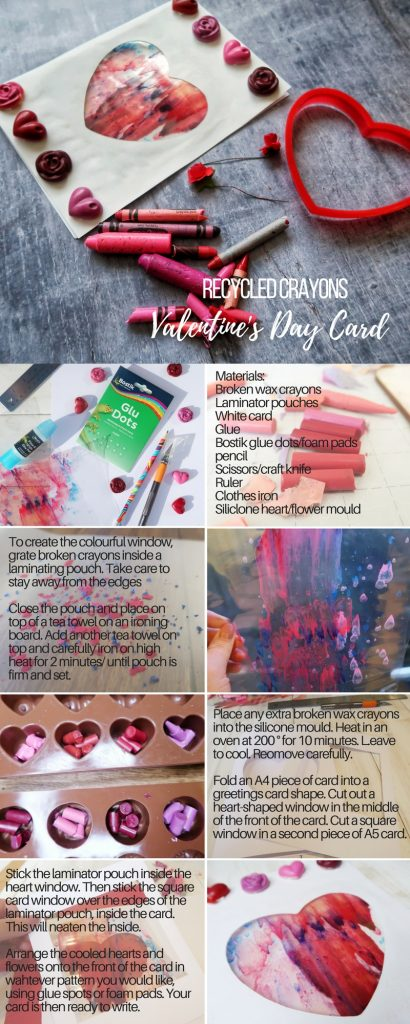 The Bostik Bloggers Get Crafty for Valentines Day | Tots 100