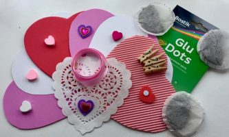 9 More Valentines Crafts from the Bostik Bloggers