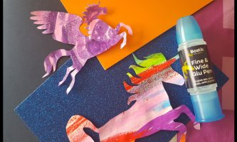 More Creature Crafts from the Bostik Bloggers