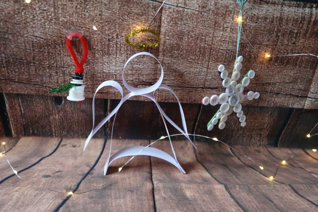 Christmas Decoration Crafts for Kids Susan K Mann
