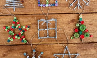 Christmas Crafts for Kids from the Bostik Bloggers