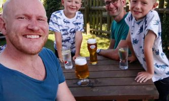 5 Minutes with … Daddy and Dad