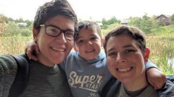 lesbemums same sex parenting blog