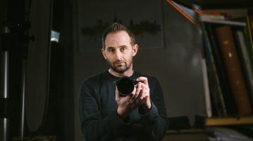 Tom Arber lightroom training