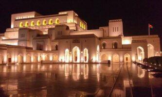 Five 'Must Do' Things in Oman