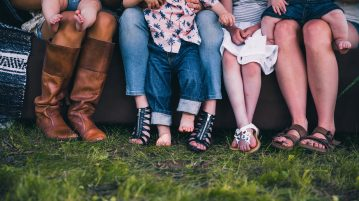 big family blogging