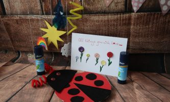 Kid's Summer Craft Activities with Blu Stick from Bostik