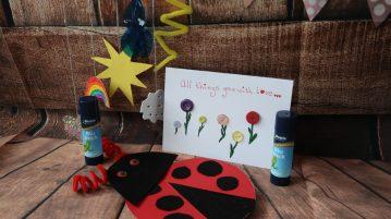 Summer crafts for Kids from Susan K Mann