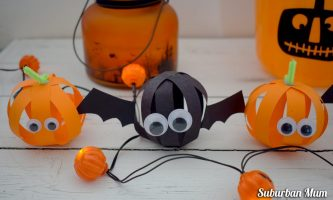 8 Spooky Halloween Crafts for Kids with Bostik