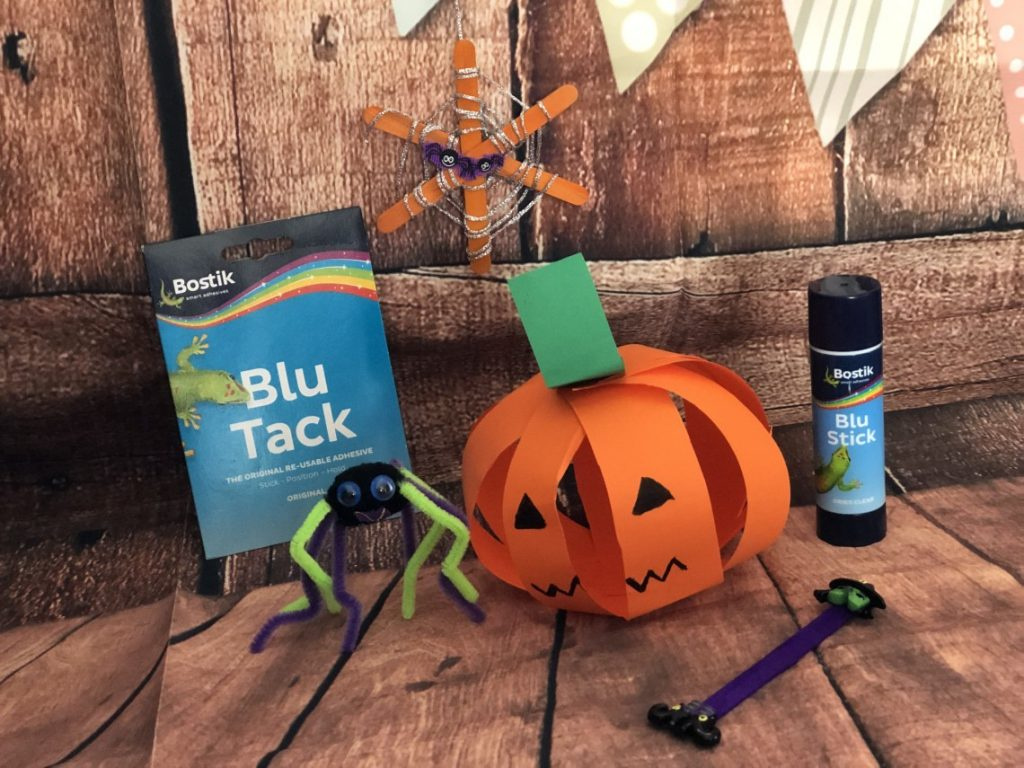 Halloween crafts for kids from Susan K Mann