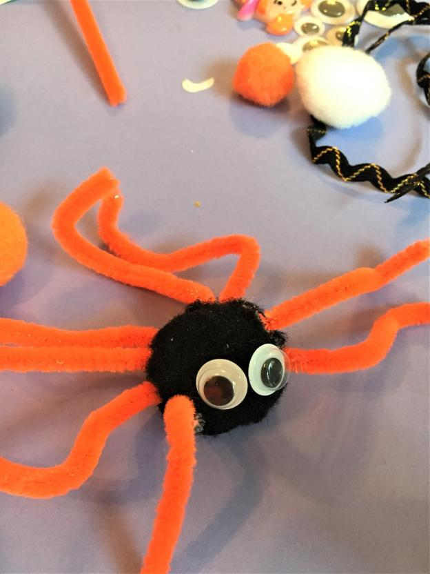 Halloween crafts from Truly Madly Cuckoo