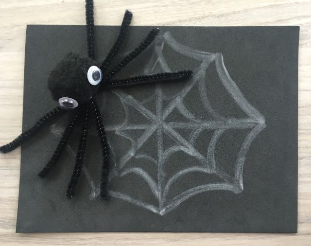 Incy Wincy Spider from Citrus Spice