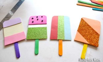Favourite Kids Crafts from Bostik