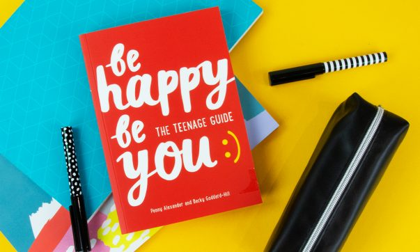 Be Happy be You: New book by Becky Goddard-Hill and Penny Alexander