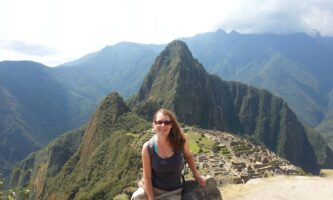 Blogger of the Month: Claire Sturzaker, Tales of a Backpacker