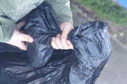 rubbish sack