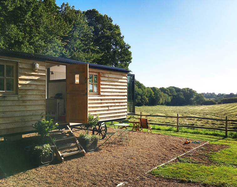 Glamping Sussex