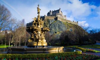 Five Places to Visit in Edinburgh with Kids