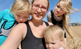 Parenting Blogger in the Spotlight: Kate, Counting To Ten